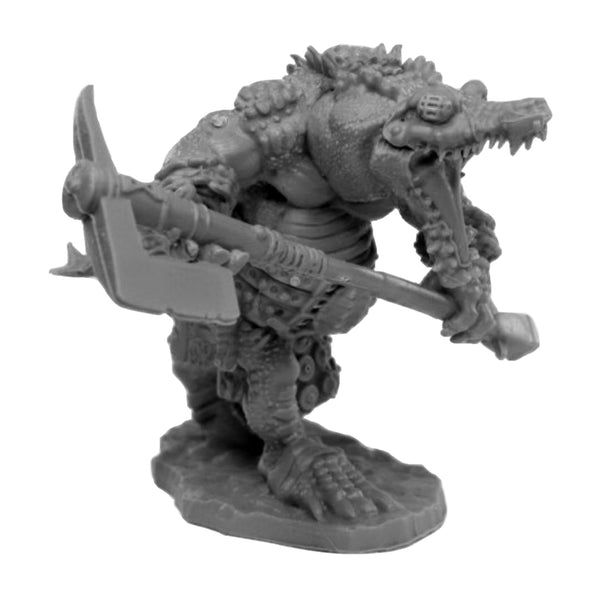 Reaper Miniatures - Crocodile Demon