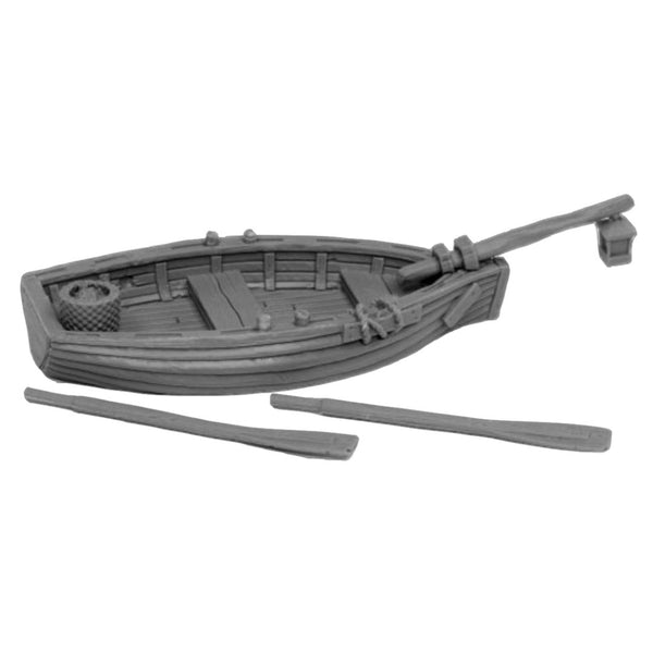 Reaper Miniatures - Fishing Boat - Unpainted