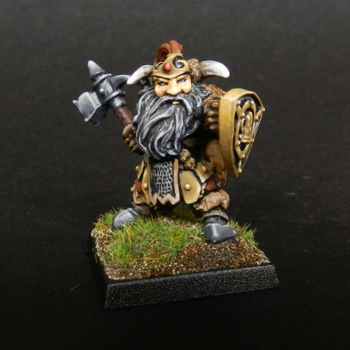 Reaper Miniatures - Dwarf Fighter