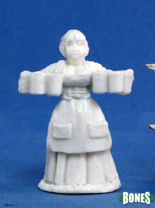 Reaper Miniatures - Barmaid Tavern Wench