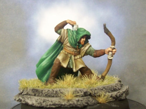 Reaper Miniatures - Male Human Ranger - painted