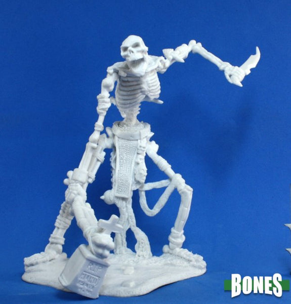 Huge Skeleton Boneclaw unpainted