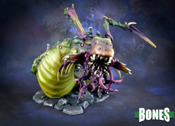 Reaper Miniatures - Gargantuan Carrion Worm - painted