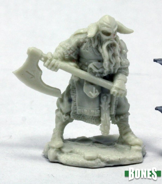 Reaper Miniatures - Male Human Fighter Viking