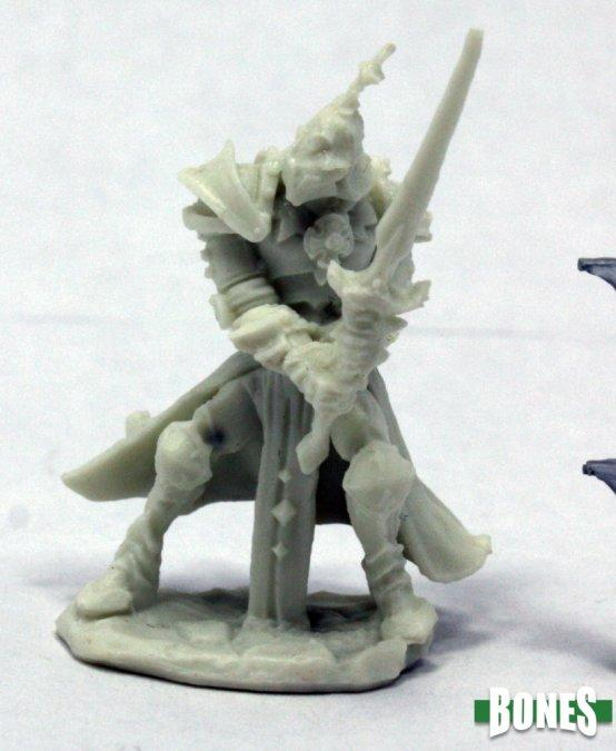 Reaper Miniatures - Evil Knight - unpainted