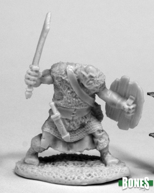 Reaper Miniatures - Orc with Sword Shield