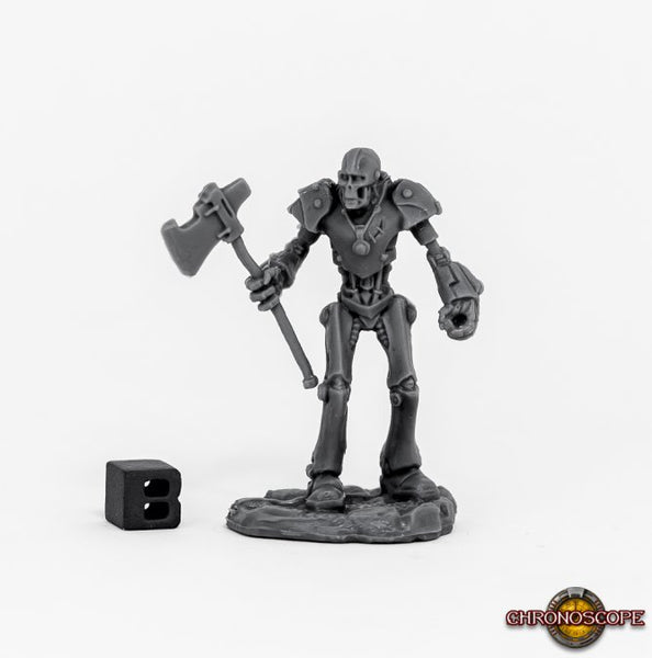 Reaper Miniatures - Male Warforged Fighter or Paladin