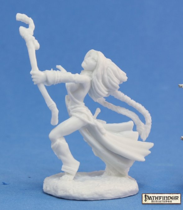 Reaper Miniatures - Female Human Sorceress