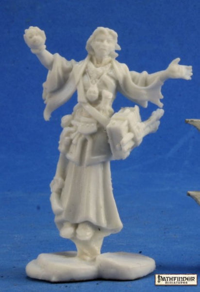 Reaper Miniatures - Male Human Wizard Mystic Theurge