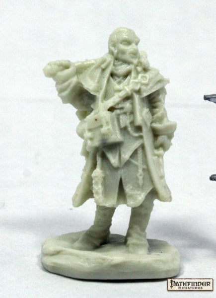 Reaper Miniatures: Pathfinder (Licensed) || Unpainted Metal