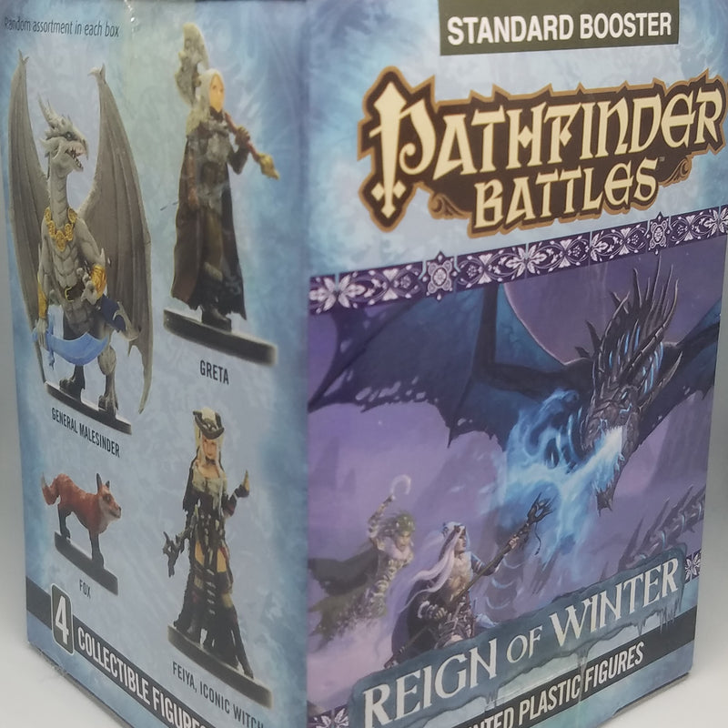 Pre Painted Pathfinder Minis - Reign of Winter Booster