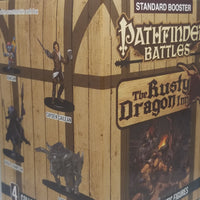 Pre Painted Pathfinder Miniatures - The Rusty Dragon Inn Booster - examples