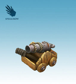 Spellcrow Little Cannon - painted