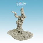 Little tree unpainted