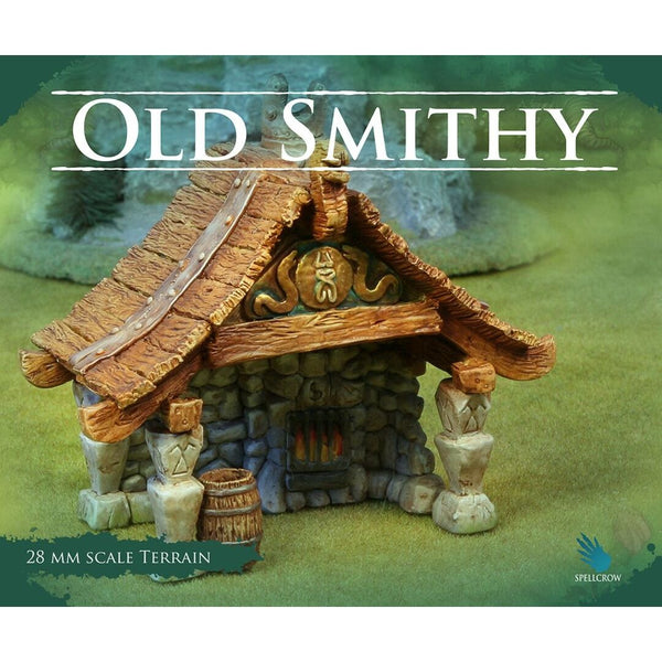 Spellcrow Old Smithy 1pk - Painted