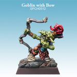 Spellcrow Goblin with Bow 1pk - Painted