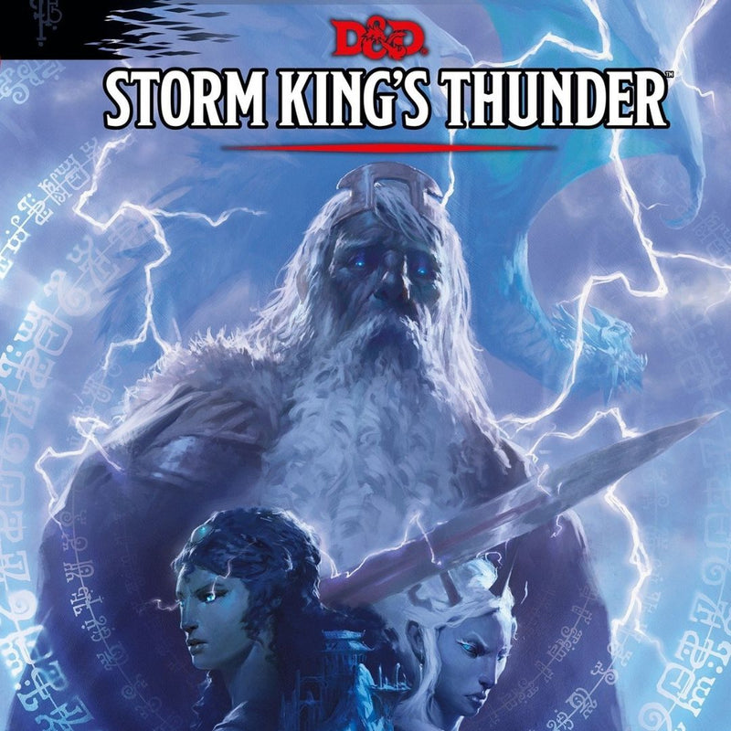 D&D Storm King's Thunder  ||  Dungeons & Dragons 5th Edition: Books