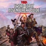 D&D Sword Coast Adventurers Guide  ||  Dungeons & Dragons 5th Edition: Books