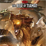 D&D Adventure: The Rise of Tiamat  ||  Dungeons & Dragons 5th Edition: Books
