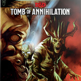 D&D Tomb of Annihilation  ||  Dungeons & Dragons 5th Edition: Books