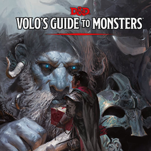 D&D Volo's Guide to Monsters  ||  Dungeons & Dragons 5th Edition: Books