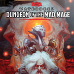 D&D Waterdeep: Dungeon of the Mad Mage  ||  Dungeons & Dragons 5th Edition: Books