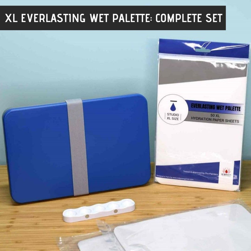 Wet Palette - XL Everlasting Wet Palette - Complete Set