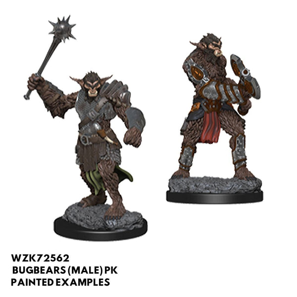 D&D Minis - Bugbears 2pk - Painted