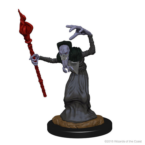 Illithid Mindflayer painted