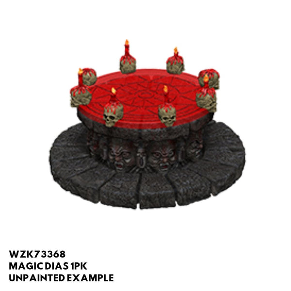 Pathfinder Miniatures - Magic Dias - Painted