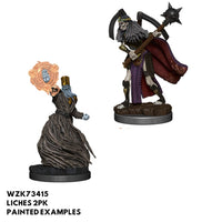 Pathfinder Miniatures - Lich - Painted