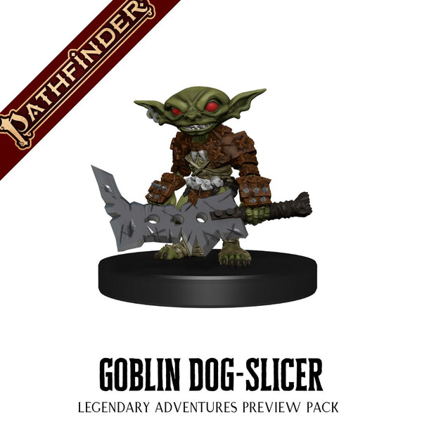 Pathfinder Battles: Legendary Adventures Preview Pack 8pk