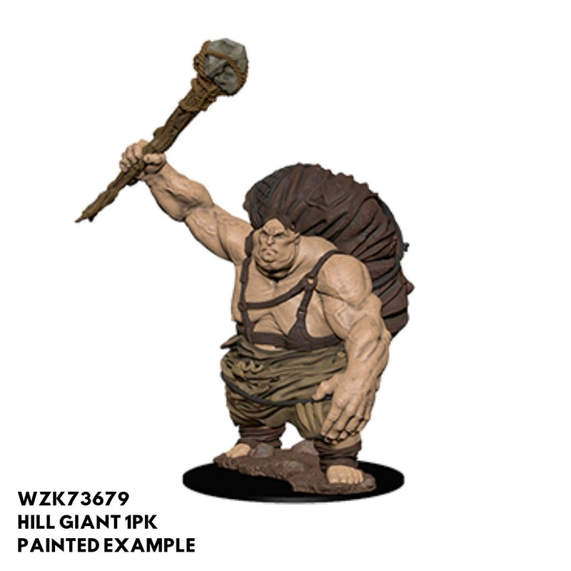 D&D Minis - Hill Giant - painted