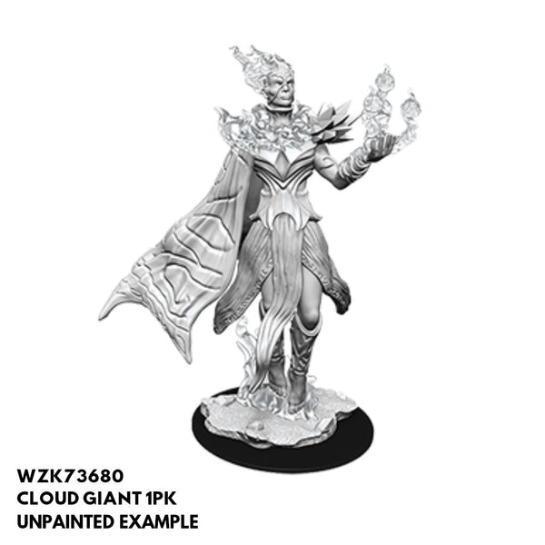 Cloud Giant 1pk  ||  D&D Nolzur's Marvelous Unpainted Miniatures