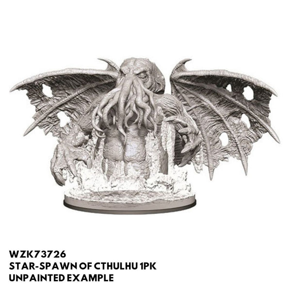 WZK73726 Star-Spawn of Cthulhu 1pk - Unpainted Example