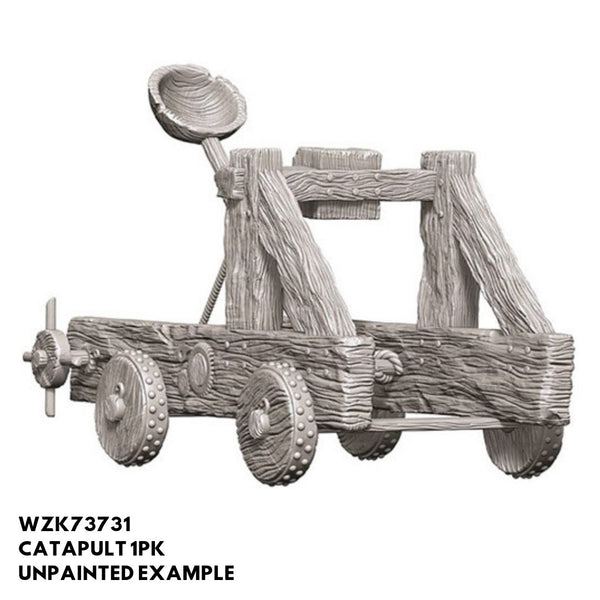 Pathfinder Miniatures - Catapult 1pk - Unpainted