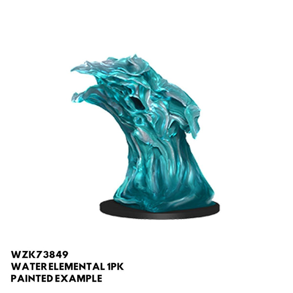 Wizkids D&D Mini - Large Water Elemental - Painted Example