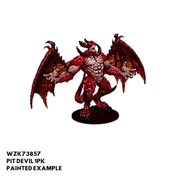 Pathfinder Miniatures - Pit Devil - Painted