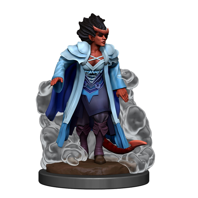 Female Tiefling Sorcerer 2pk Unpainted Plastic Miniatures Afterpay Available Miniature Hub