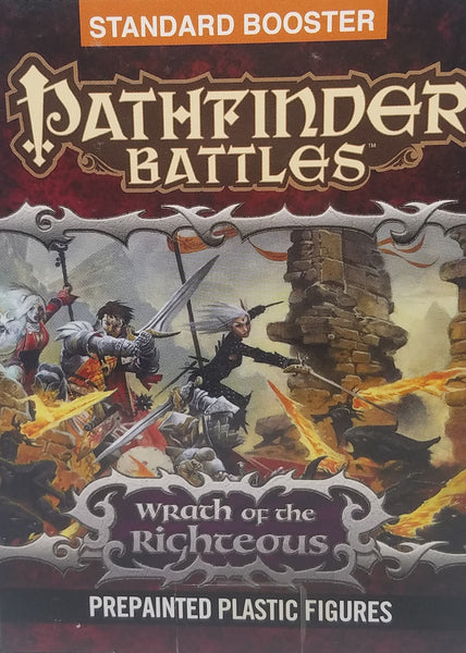Pre Painted Pathfinder Miniatures - Wrath of the Righteous Booster
