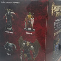 Pre Painted Pathfinder Miniatures - Wrath of the Righteous Booster - examples