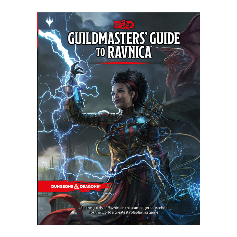 D&D Guildmasters' Guide to Ravnica  ||  Dungeons & Dragons 5th Edition: Books