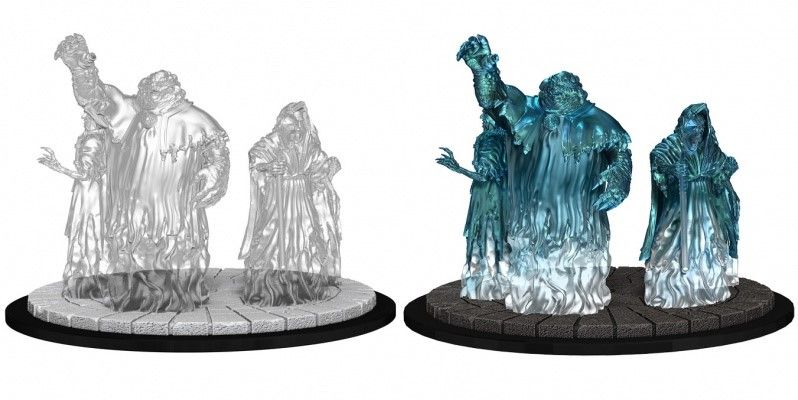 DnD Miniatures - Ghosts