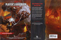 D&D Players Handbook  ||  Dungeons & Dragons 5th Edition: Books