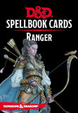 Gale Force Nine #73920 D&D Spellbook Cards Ranger Deck (46 Cards) Revised 2017 Edition - Box, Front View