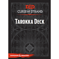 D&D Curse of Strahd Tarokka Deck (54 Cards)  ||  D&D Card Decks