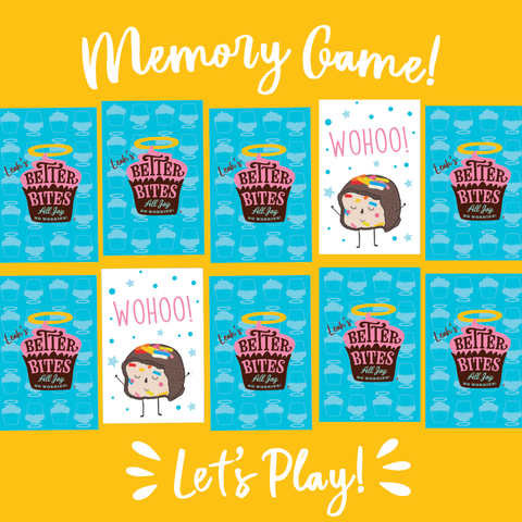 Memory Card Game - FREE DOWNLOAD