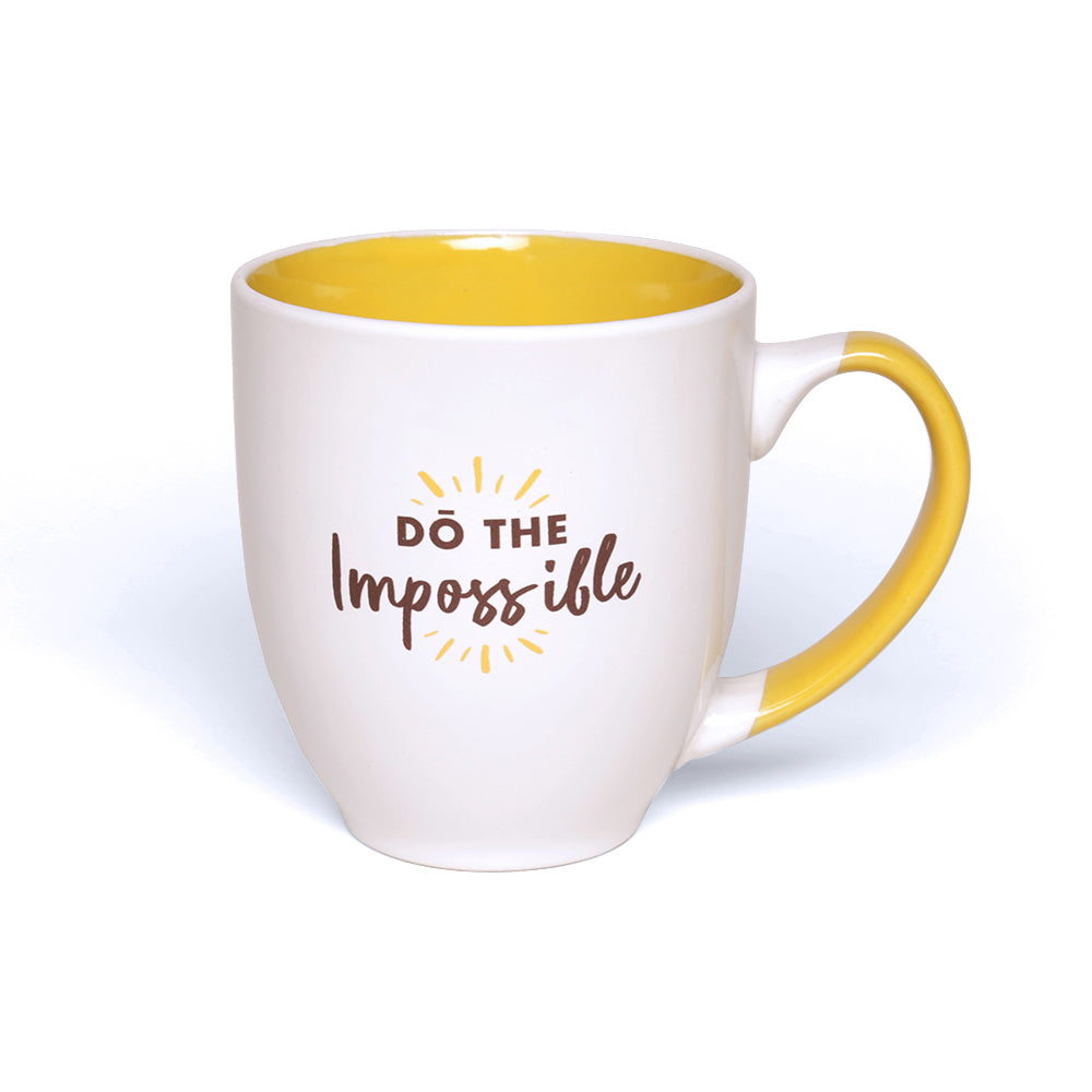Do The Impossible (DTI) Bistro Mug