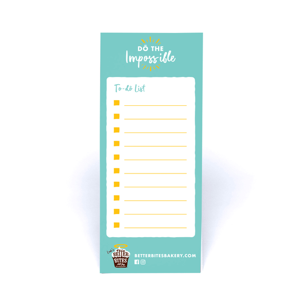 "Magnetic Notepad (""to-do list"")"