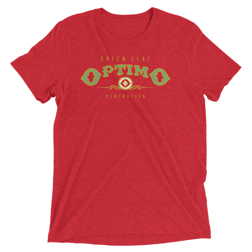 Generation Optimo Green Leaf | Men's Tri-Blend